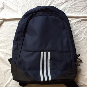 Addidas Golf Navy Backpack NWOT